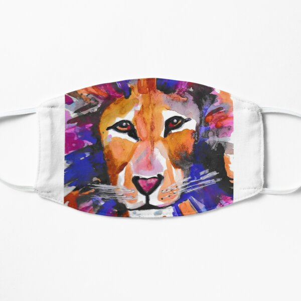 Mighty Majestic Lion Mask
