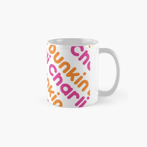 Charli Damelio Dunkin Pattern Classic Mug