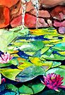 That's a lot of Lily Pads by Jim Phillips