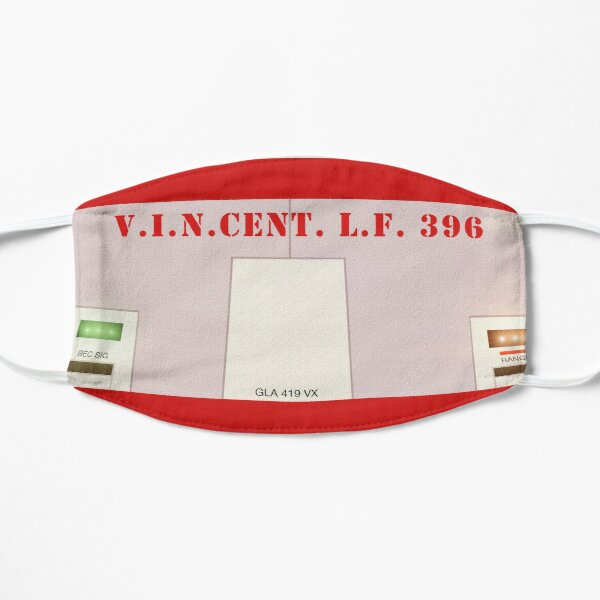 Vital Information Necessary Centralized Flat Mask