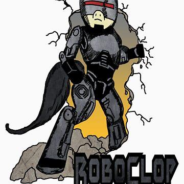 RoboClop by riotface