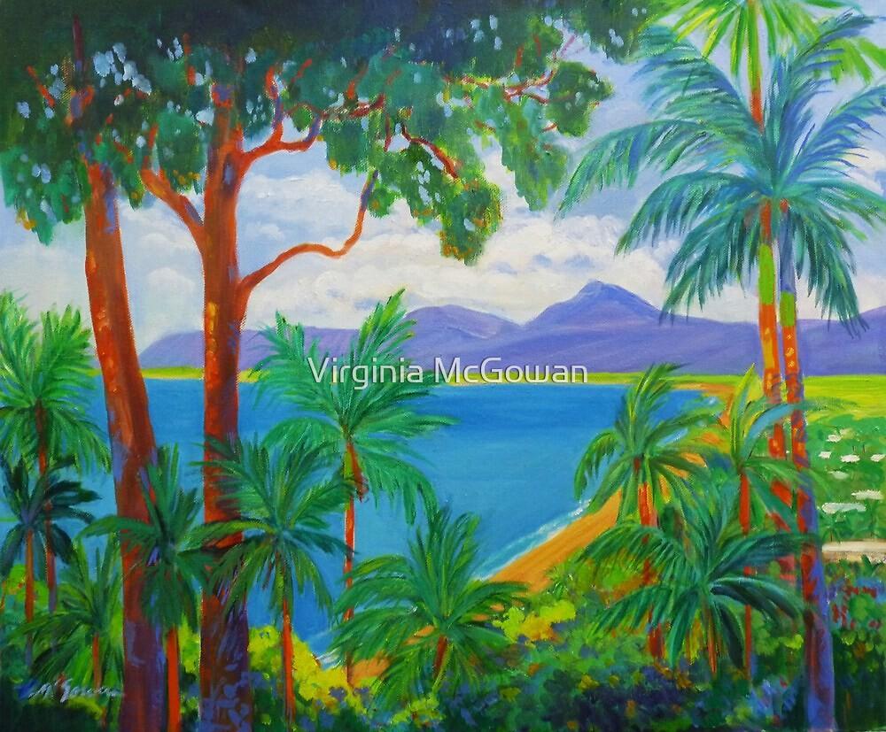 Port Douglas Four Mile Beach # 2  by Virginia McGowan