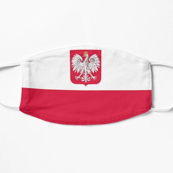 Polish Flag - FLAG0037 Mask
