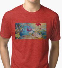 Flora Tri-blend T-Shirt