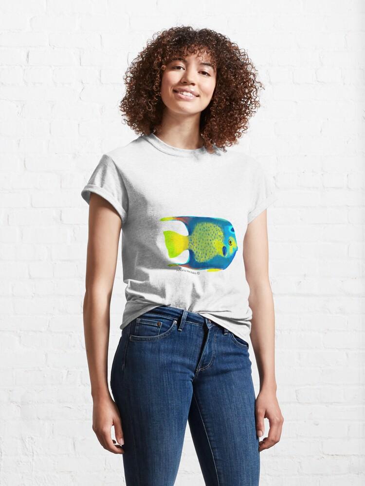 Alternate view of Angelfish Classic T-Shirt
