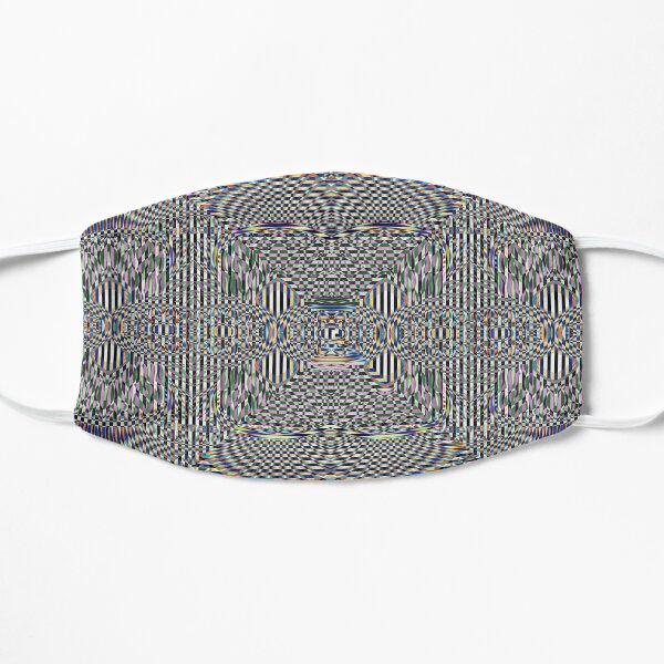 Motif, Visual arts, Psychedelic art Flat Mask