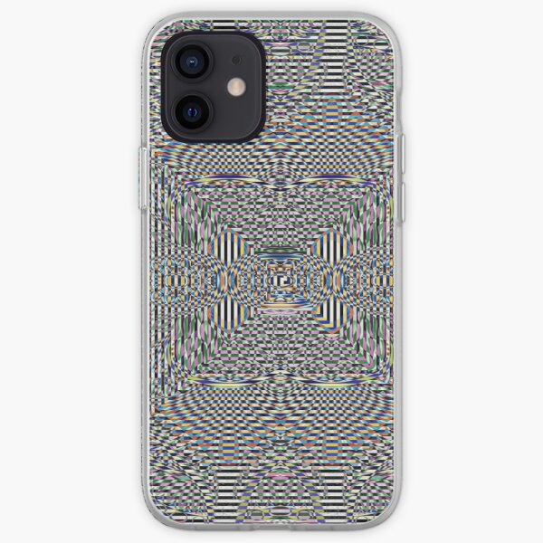 Phone Cases, Motif, Visual arts, Psychedelic art iPhone Soft Case