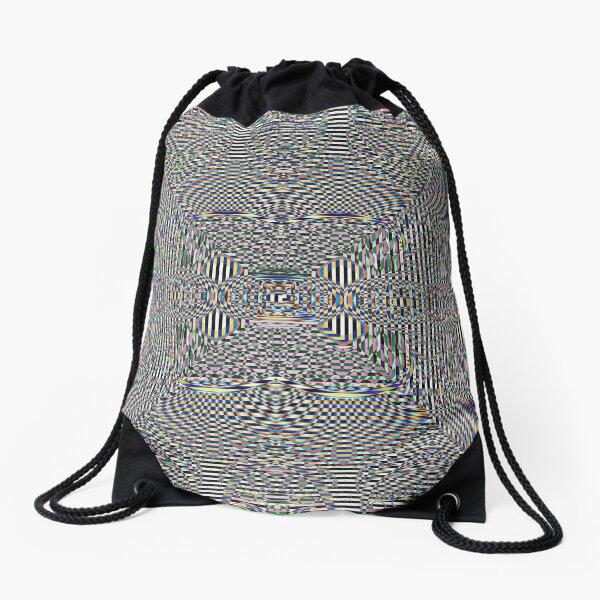Motif, Visual arts, Psychedelic art Drawstring Bag