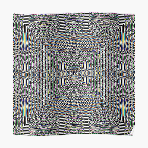 Motif, Visual arts, Psychedelic art Poster