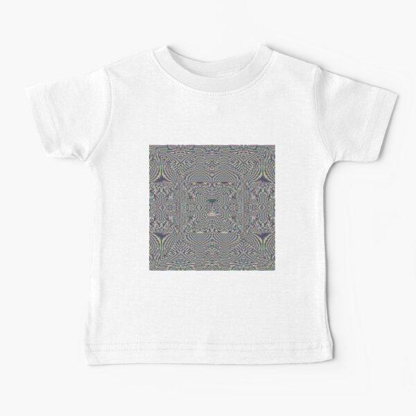 Motif, Visual arts, Psychedelic art Baby T-Shirt