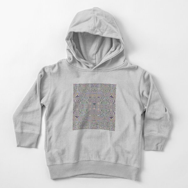 Motif, Visual arts, Psychedelic art Toddler Pullover Hoodie
