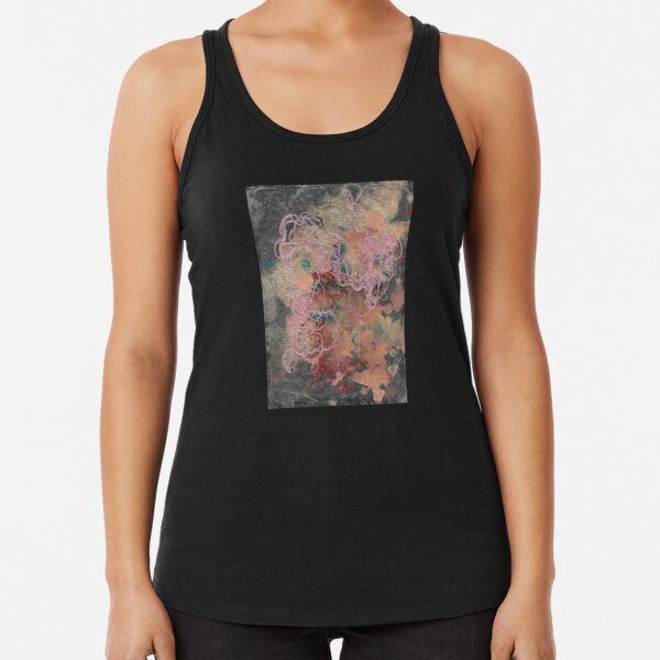 ABSTRACT  Racerback Tank Top