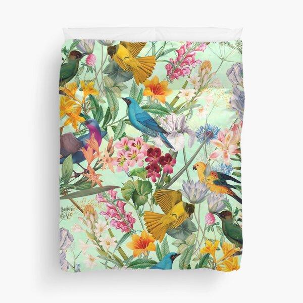 Tropical Paradise II Duvet Cover