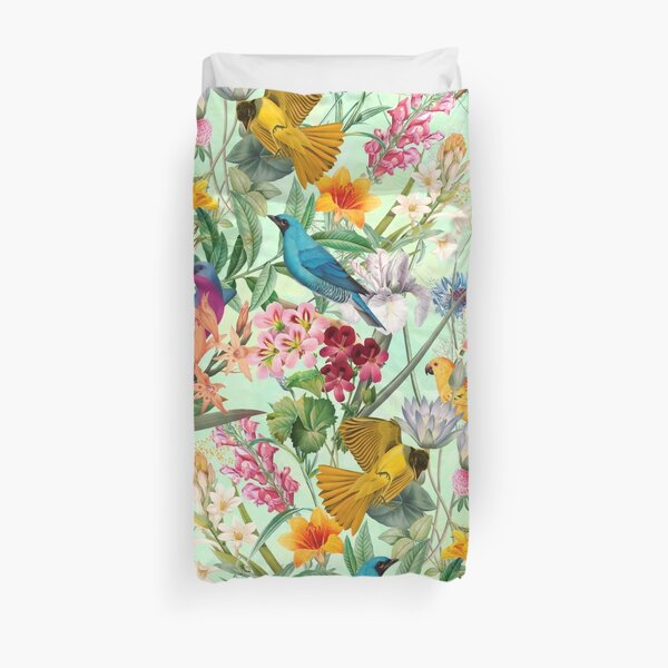 Tropical Paradise II Duvet Cover