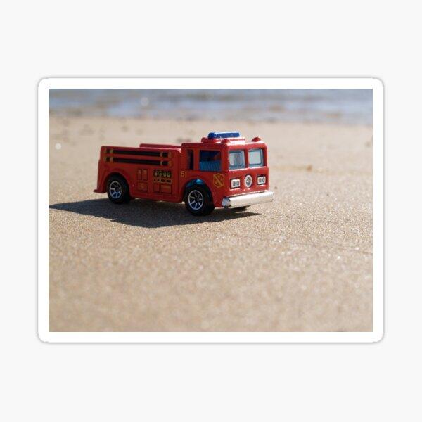Firetruck! Sticker