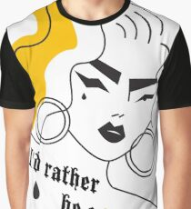 Loner. Graphic T-Shirt
