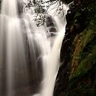 mathinna falls. northeast tasmania, australia by tim buckley | bodhiimages