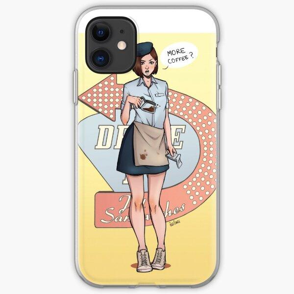 Jill Sandwich iPhone Soft Case