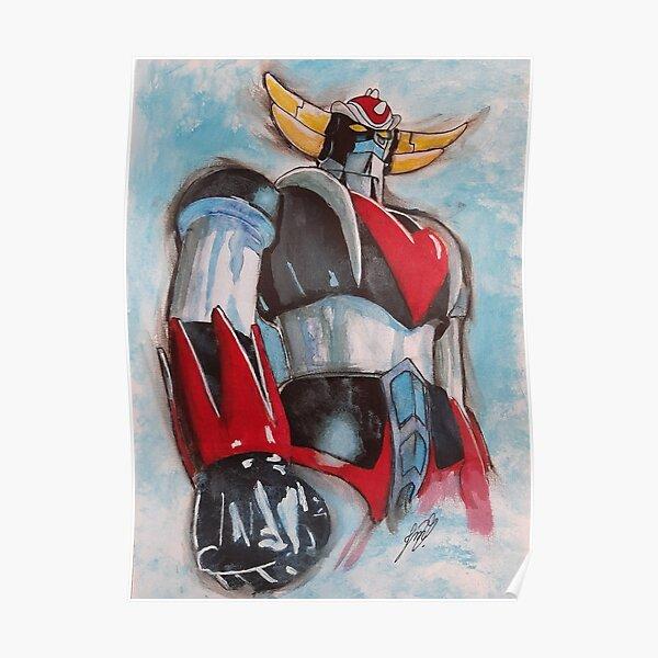 GRENDIZER, alias GOLDORAK  Poster