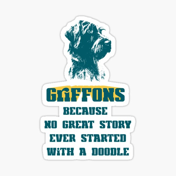GREAT STORY Sticker