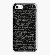 Equations iPhone Case/Skin