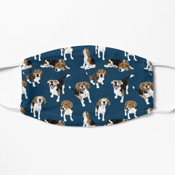 Beagle Mascarilla