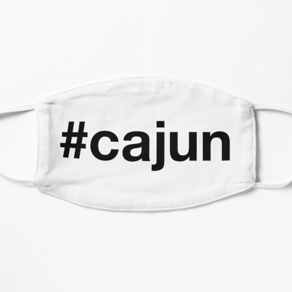 CAJUN Hashtag Masque taille M/L