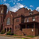 Simpson United Methodist Church by Bryan D. Spellman