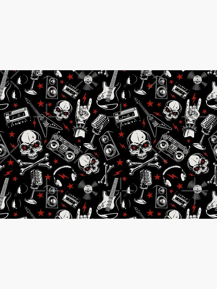 Heavy Metal, Concert, Music Festival, Hard Rock Gift  by MDAM