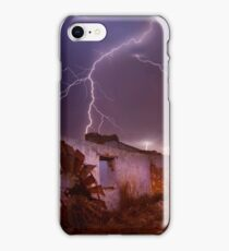 West Australian summer storms iPhone Case/Skin