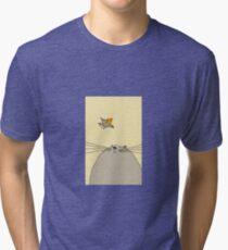 Watch the Birdie Tri-blend T-Shirt