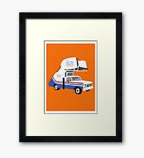 You'll get some Hop Ons Framed Print