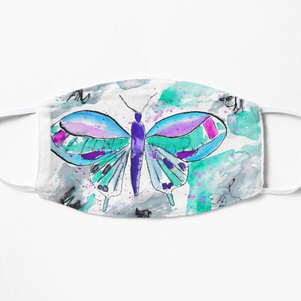Elegant Pen Butterfly Mask