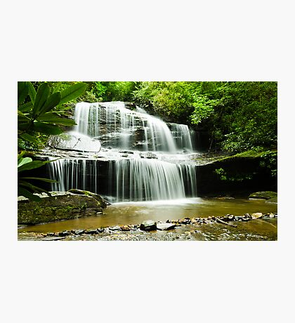 WoodCove Falls! Photographic Print