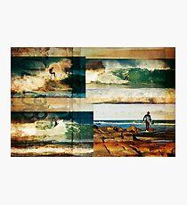 Surf Addicts Photographic Print