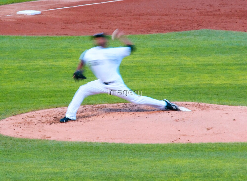 The Fast Ball by Imagery