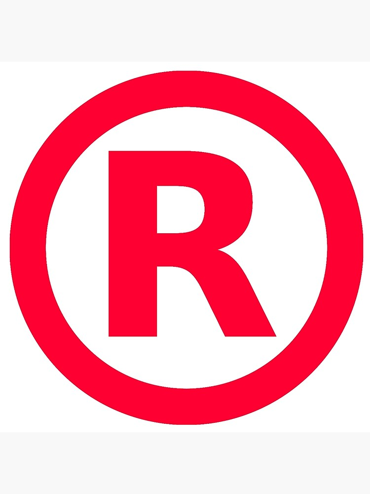 Trademark Red Reserved by lucienchip