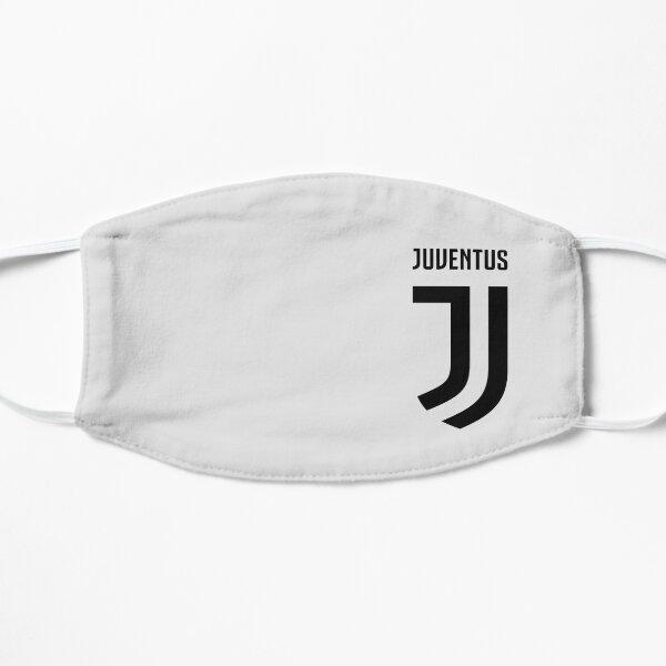 Logotipo de la Juventus FC Mascarilla plana