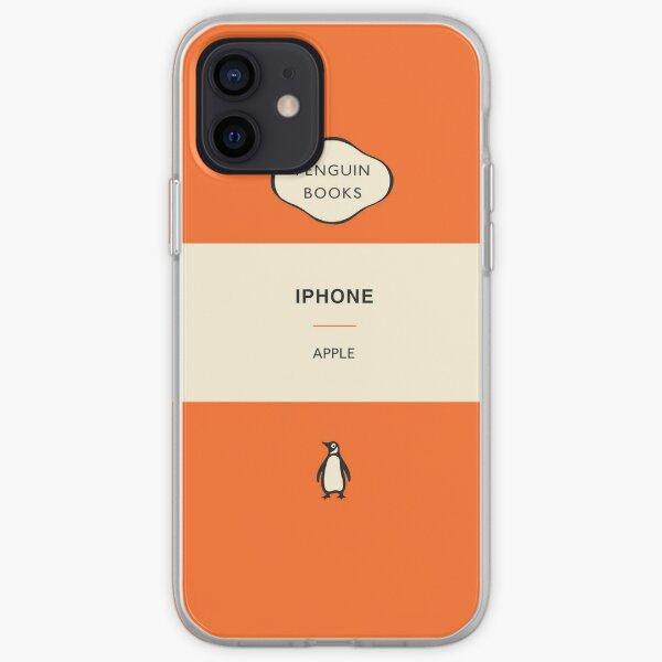 Iphone Penguin Classic iPhone Soft Case