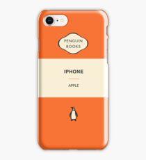 Iphone Penguin Classic iPhone Case/Skin
