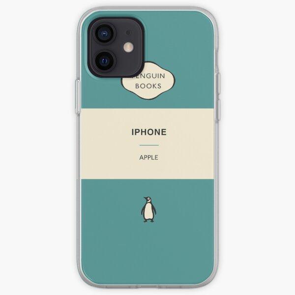 Iphone Penguin Classic Case - Aqua iPhone Soft Case