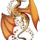 Dragon of Autumn by Stephanie Smith