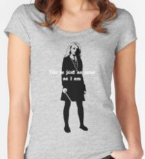 Luna Lovegood Women's Fitted Scoop T-Shirt