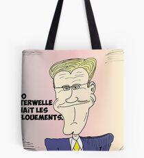 Caricature de Guido WESTERWELLE Tote Bag