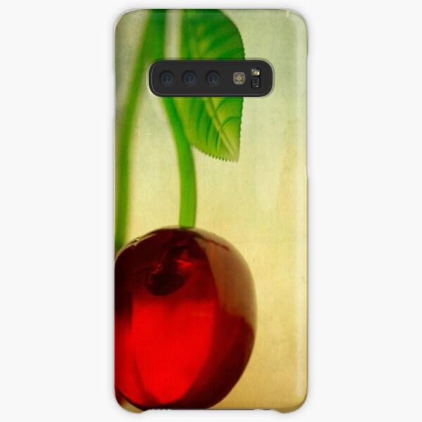 Vintage Cherries Samsung Galaxy Snap Case