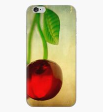 Vintage Cherries iPhone Case