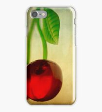 Vintage Cherries iPhone Case/Skin