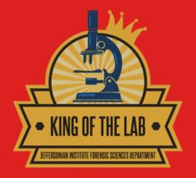 Jeffersonian's King of the Lab!