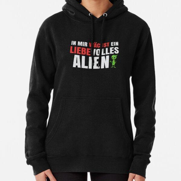 T-Shirt für Schwangere - In mir wächst ein Alien Hoodie