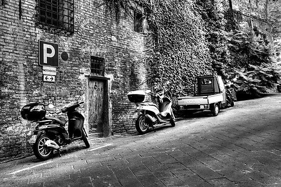 3 wheels or less by Neil Clarke